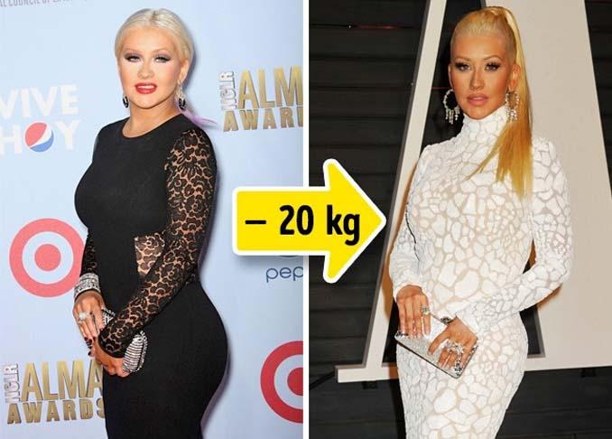 Διάσημοι που εντυπωσίασαν χάνοντας δεκάδες περιττά κιλά (4)