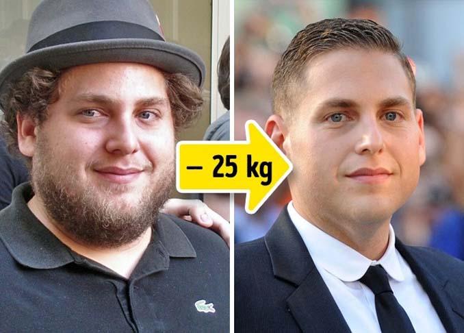 Διάσημοι που εντυπωσίασαν χάνοντας δεκάδες περιττά κιλά (5)