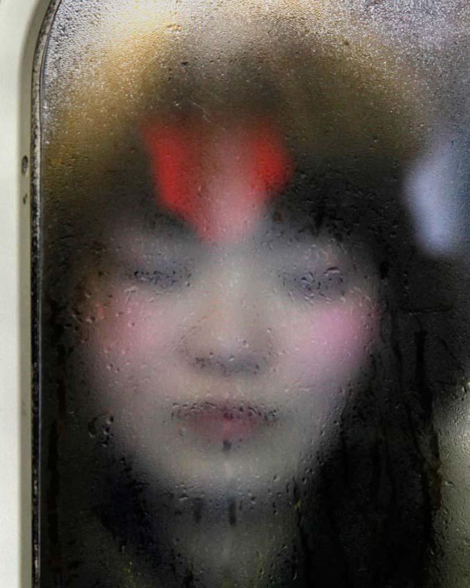 Ο εφιάλτης της ώρας αιχμής στα μέσα μεταφοράς του Τόκιο (3)