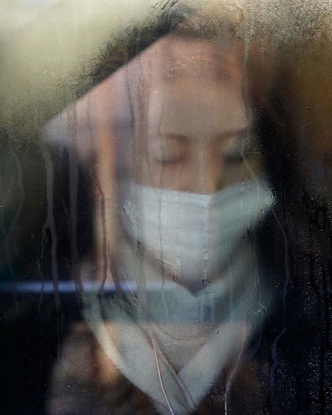Ο εφιάλτης της ώρας αιχμής στα μέσα μεταφοράς του Τόκιο (4)