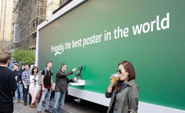 Έξυπνες διαφημιστικές αφίσες που πρωτοτύπησαν και εντυπωσίασαν (4)
