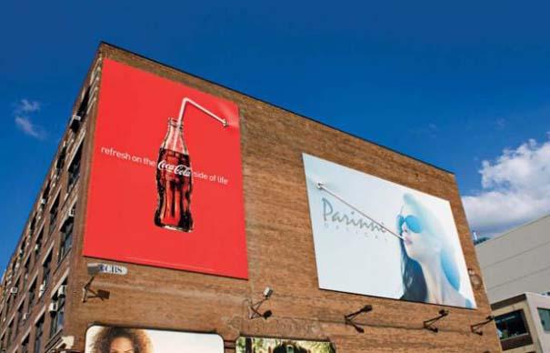 Έξυπνες διαφημιστικές αφίσες που πρωτοτύπησαν και εντυπωσίασαν (6)