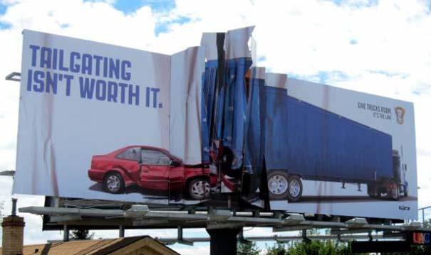 Έξυπνες διαφημιστικές αφίσες που πρωτοτύπησαν και εντυπωσίασαν (8)