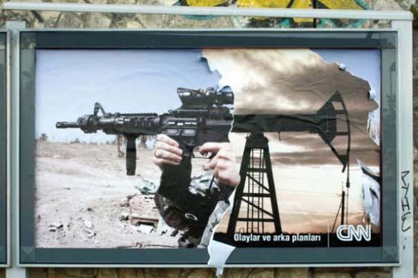 Έξυπνες διαφημιστικές αφίσες που πρωτοτύπησαν και εντυπωσίασαν (9)
