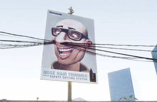 Έξυπνες διαφημιστικές αφίσες που πρωτοτύπησαν και εντυπωσίασαν (10)