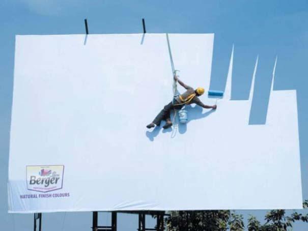 Έξυπνες διαφημιστικές αφίσες που πρωτοτύπησαν και εντυπωσίασαν (12)