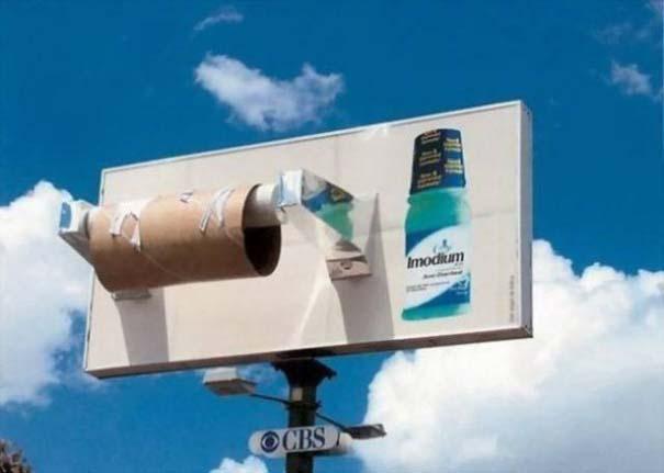 Έξυπνες διαφημιστικές αφίσες που πρωτοτύπησαν και εντυπωσίασαν (13)