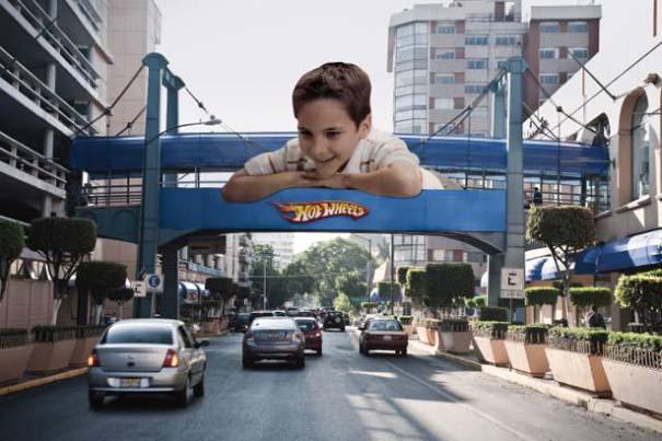 Έξυπνες διαφημιστικές αφίσες που πρωτοτύπησαν και εντυπωσίασαν (14)