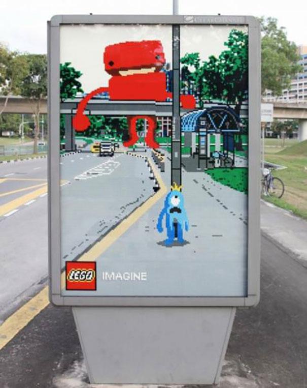 Έξυπνες διαφημιστικές αφίσες που πρωτοτύπησαν και εντυπωσίασαν (19)