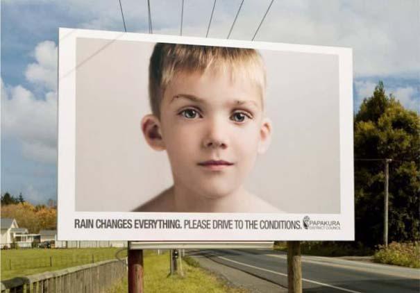 Έξυπνες διαφημιστικές αφίσες που πρωτοτύπησαν και εντυπωσίασαν (20)