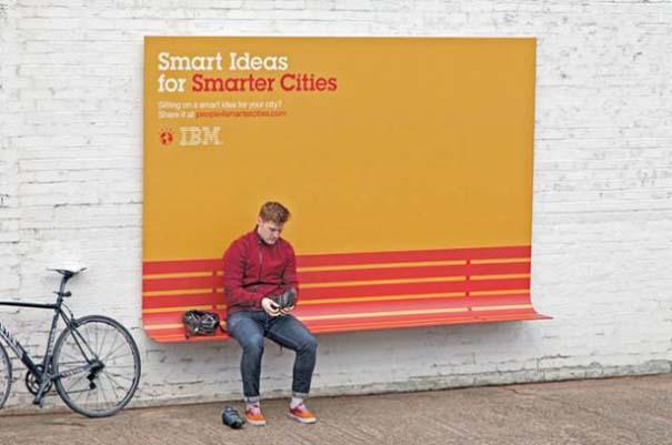 Έξυπνες διαφημιστικές αφίσες που πρωτοτύπησαν και εντυπωσίασαν (23)