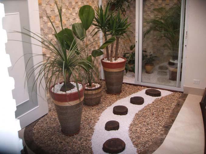 Εντυπωσιακά παραδείγματα μικρών εσωτερικών κήπων (4)