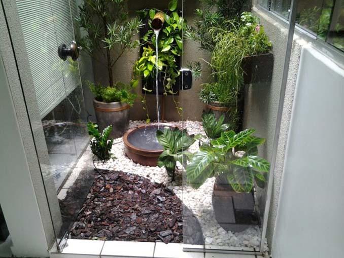 Εντυπωσιακά παραδείγματα μικρών εσωτερικών κήπων (14)