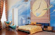10 εντυπωσιακά υπνοδωμάτια με θέμα τη Disney