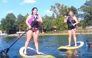 Όταν η διασκέδαση στη λίμνη καταλήγει σε απίστευτα Fails