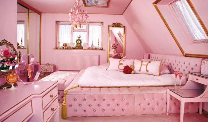Οι ιδιοκτήτες αυτού του σπιτιού μάλλον έχουν τρέλα με το ροζ (4)