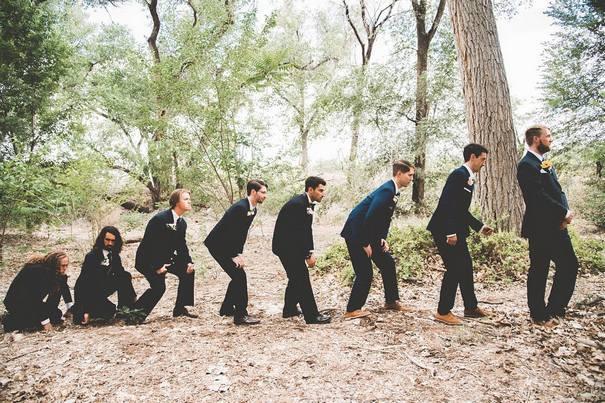 Νεόνυμφοι που αποφάσισαν να πρωτοτυπήσουν με τις γαμήλιες φωτογραφίες τους (4)