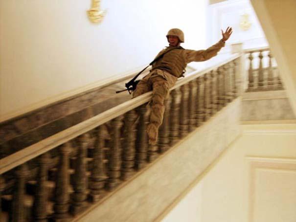 Όταν οι στρατιώτες κάνουν χαβαλέ (3)