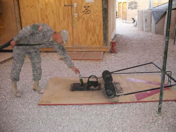 Όταν οι στρατιώτες κάνουν χαβαλέ (4)