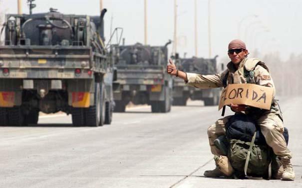 Όταν οι στρατιώτες κάνουν χαβαλέ (9)