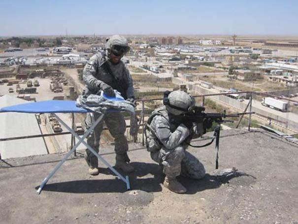 Όταν οι στρατιώτες κάνουν χαβαλέ (21)