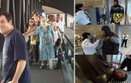 Περίεργα και αστεία σκηνικά στο αεροδρόμιο