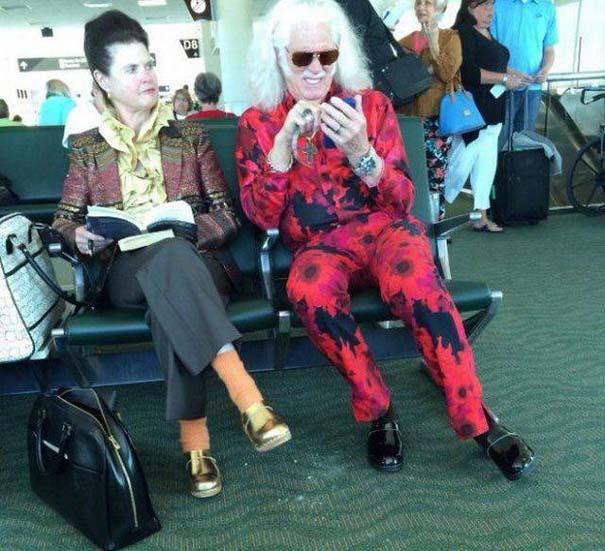 Περίεργα και αστεία σκηνικά στο αεροδρόμιο (20)