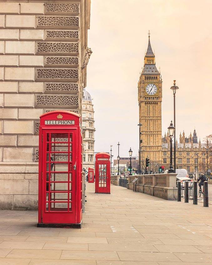 Λονδίνο σαν καρτ ποστάλ | Φωτογραφία της ημέρας