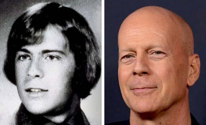 Δείτε πόσο έχουν αλλάξει αυτοί οι διάσημοι σε σχέση με τα σχολικά τους χρόνια (3)