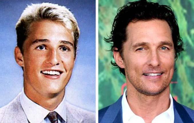 Δείτε πόσο έχουν αλλάξει αυτοί οι διάσημοι σε σχέση με τα σχολικά τους χρόνια (13)
