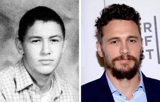 Δείτε πόσο έχουν αλλάξει αυτοί οι διάσημοι σε σχέση με τα σχολικά τους χρόνια (15)