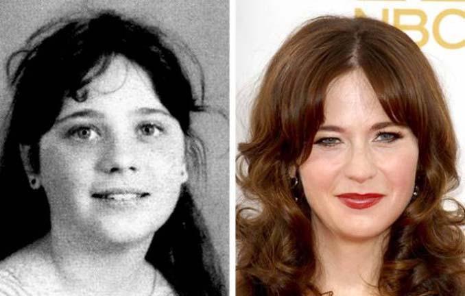 Δείτε πόσο έχουν αλλάξει αυτοί οι διάσημοι σε σχέση με τα σχολικά τους χρόνια (17)