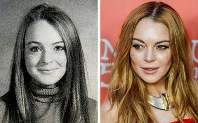 Δείτε πόσο έχουν αλλάξει αυτοί οι διάσημοι σε σχέση με τα σχολικά τους χρόνια (22)