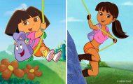 Πώς θα ήταν διάσημοι χαρακτήρες καρτούν ως ενήλικες (12)