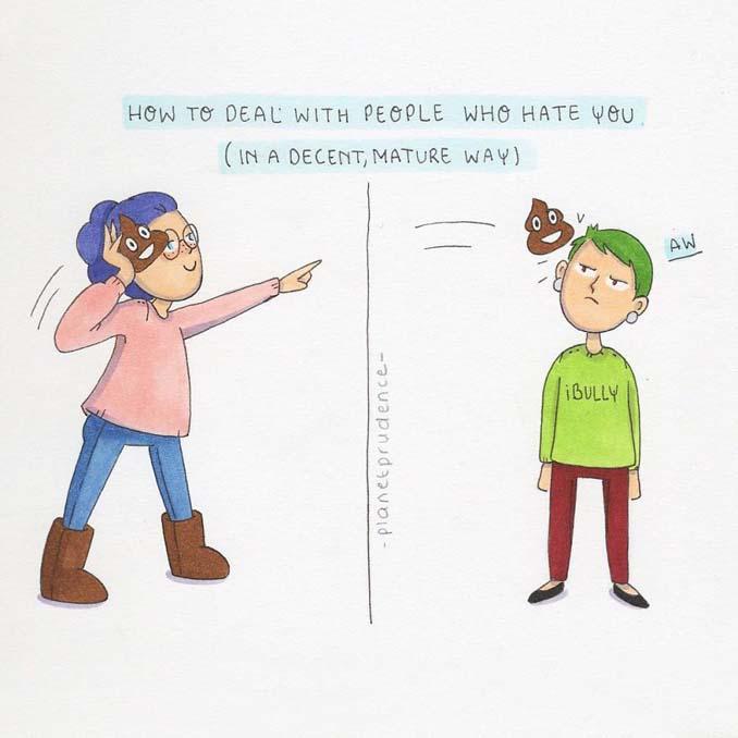 19 ακόμη χιουμοριστικά σκίτσα δείχνουν πως είναι να είσαι κορίτσι στον τρελό κόσμο μας (1)