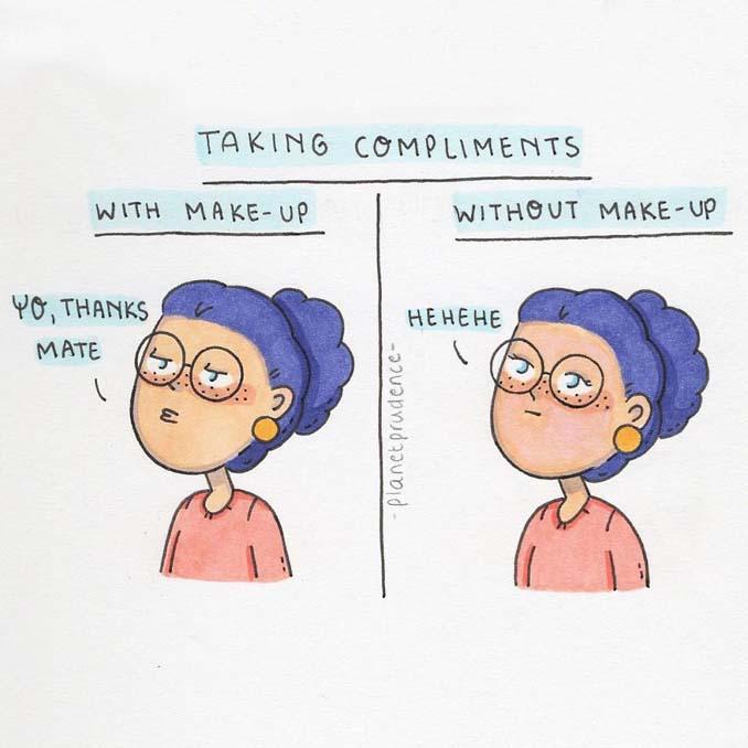 19 ακόμη χιουμοριστικά σκίτσα δείχνουν πως είναι να είσαι κορίτσι στον τρελό κόσμο μας (3)
