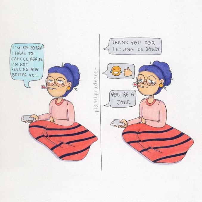 19 ακόμη χιουμοριστικά σκίτσα δείχνουν πως είναι να είσαι κορίτσι στον τρελό κόσμο μας (10)