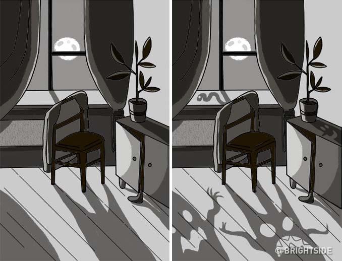 Χιουμοριστικά σκίτσα τα οποία δείχνουν συναισθήματα που συνήθως κρατάμε κρυφά (9)