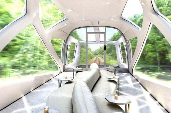 Έτσι θα είναι το πιο πολυτελές τρένο στην Ιαπωνία (3)