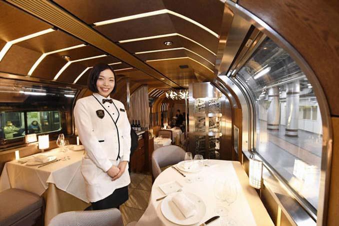 Έτσι θα είναι το πιο πολυτελές τρένο στην Ιαπωνία (4)
