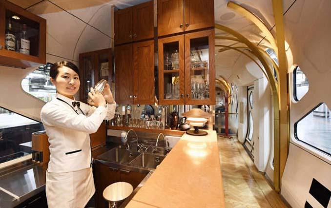 Έτσι θα είναι το πιο πολυτελές τρένο στην Ιαπωνία (9)