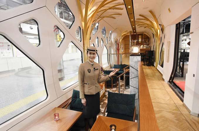 Έτσι θα είναι το πιο πολυτελές τρένο στην Ιαπωνία (10)