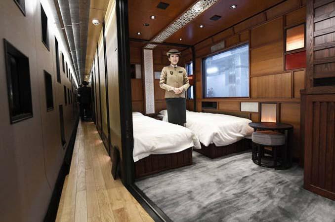 Έτσι θα είναι το πιο πολυτελές τρένο στην Ιαπωνία (11)