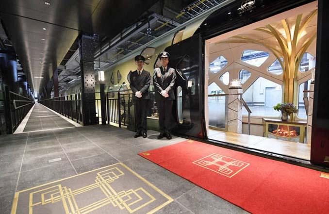 Έτσι θα είναι το πιο πολυτελές τρένο στην Ιαπωνία (15)