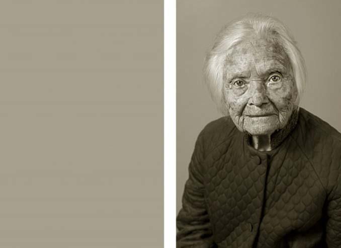 Τότε και τώρα: Φωτογραφίες ανθρώπων σε νεαρή ηλικία και μετά τα 100 τους χρόνια (5)