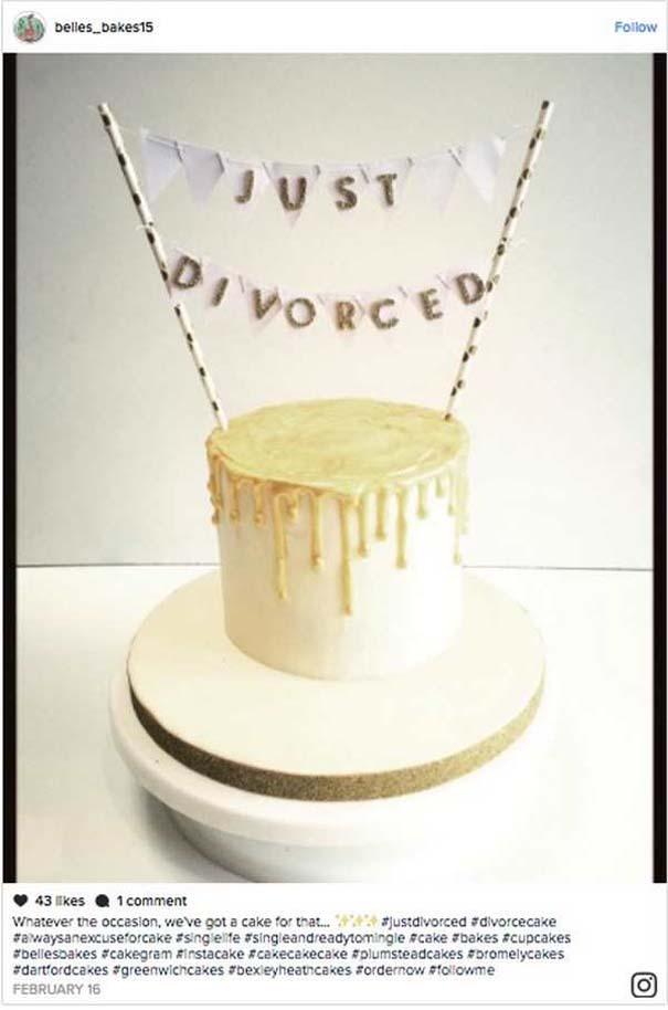 Τούρτες διαζυγίου για γέλια και για κλάματα (2)