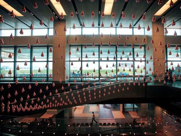 Φωτογραφική περιήγηση στο εντυπωσιακό αεροδρόμιο Changi της Σιγκαπούρης (12)
