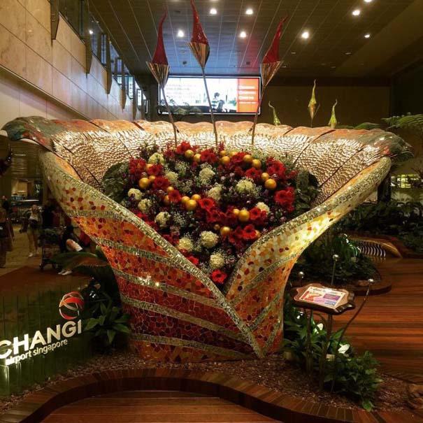 Φωτογραφική περιήγηση στο εντυπωσιακό αεροδρόμιο Changi της Σιγκαπούρης (21)