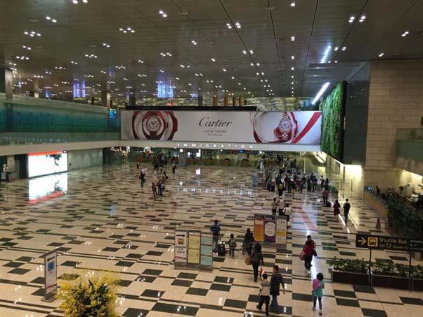 Φωτογραφική περιήγηση στο εντυπωσιακό αεροδρόμιο Changi της Σιγκαπούρης (28)