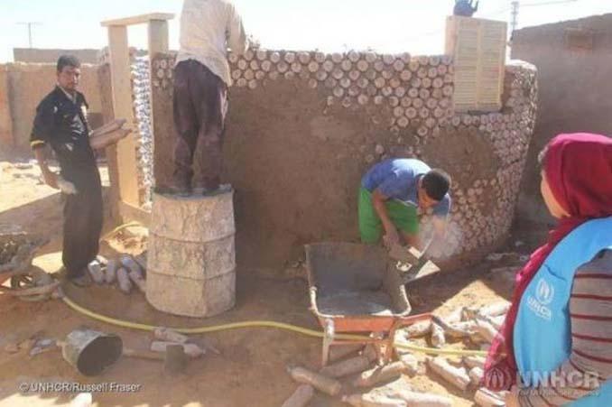 Ένας ασυνήθιστος τρόπος για την κατασκευή σπιτιών σε συνθήκες ακραίας ζέστης (4)